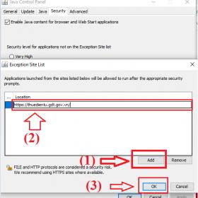 Add Thuedientu Vào Security Java