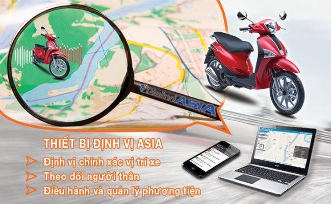 Thiet Bi Giam Sat Hanh Trinh Xe May Truc Tuyen Gps